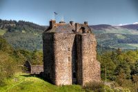 Neidpath Castle, Wedding Venues Scotland