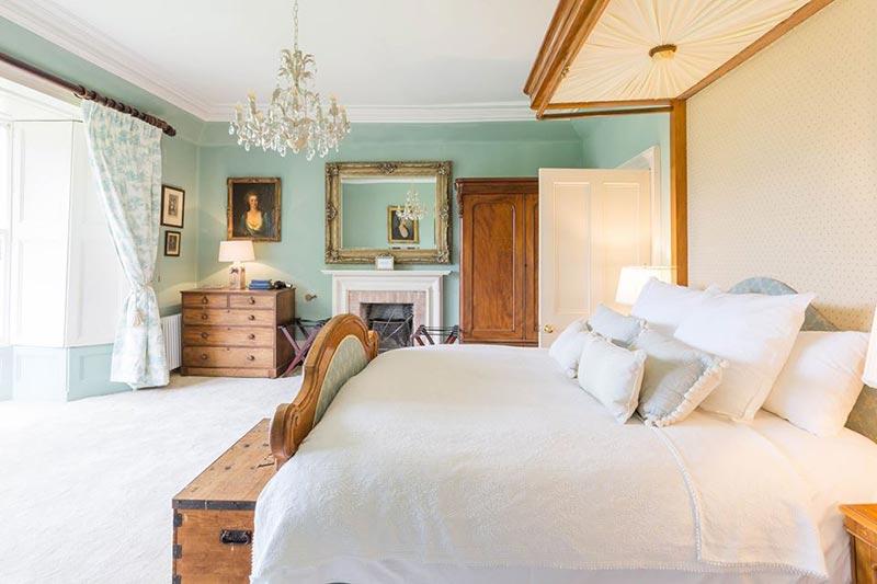 Wardhill Castle Accommodation, Wedding Venues Scotland