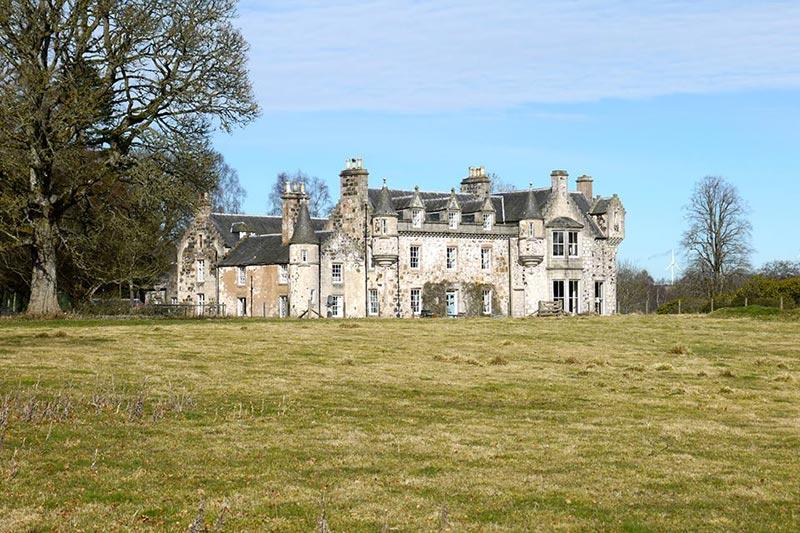 Wardhill Castle Castle, Wedding Venues Scotland