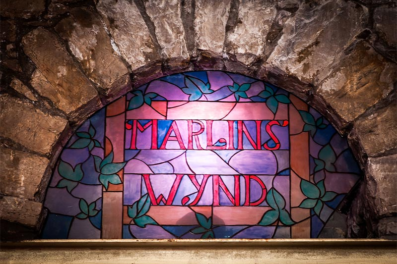 Marlins Wynd Vaults, Wedding Venues Scotland