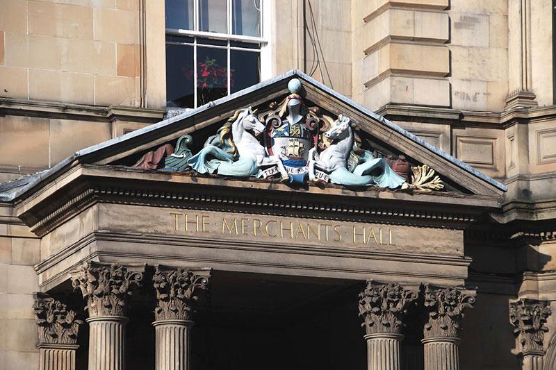 Merchants Hall Edinburgh