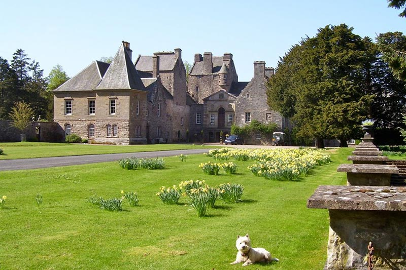 Murthly Castle: 10 Reasons To Choose This Scottish Wedding ...
