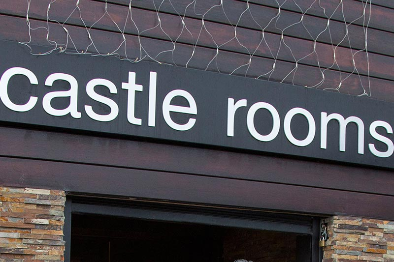 The Castle Rooms
