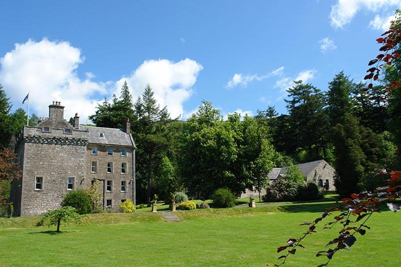 Culcreuch Castle, Wedding Venues Scotland
