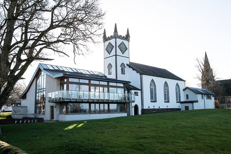 Killearn Village Hall, Wedding Venues Scotland