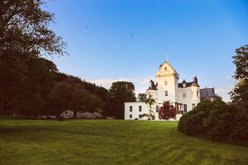 Castle Lachlan, Wedding Venues Scotland