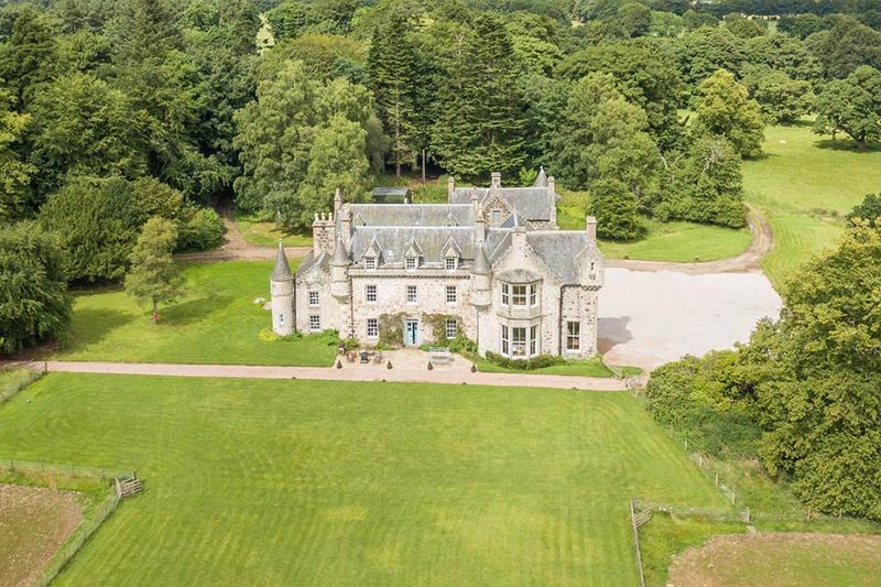 Wardhill Castle, Wedding Venues Scotland